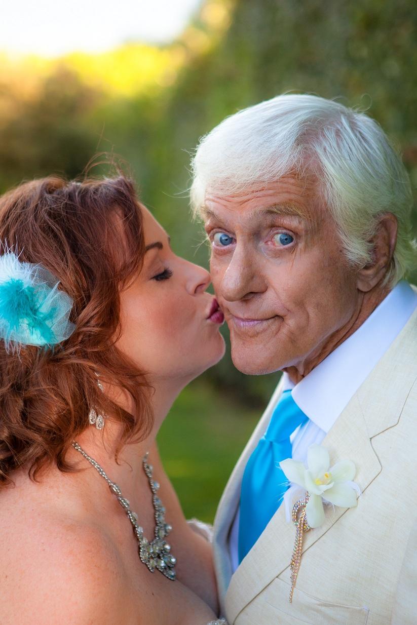 Mr & Mrs Dick Van Dyke