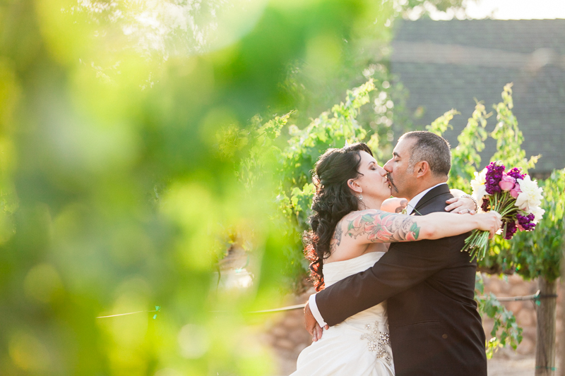 Rachel & Jorge's Temecula Winery Wedding